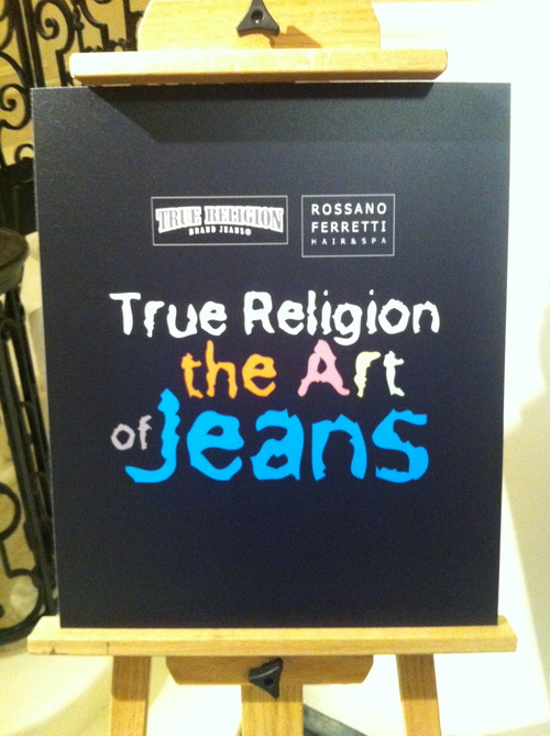 True Religion - The Art of Jeans