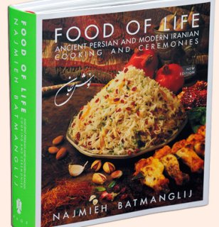 Food of Life - by Najmieh Batmanglij