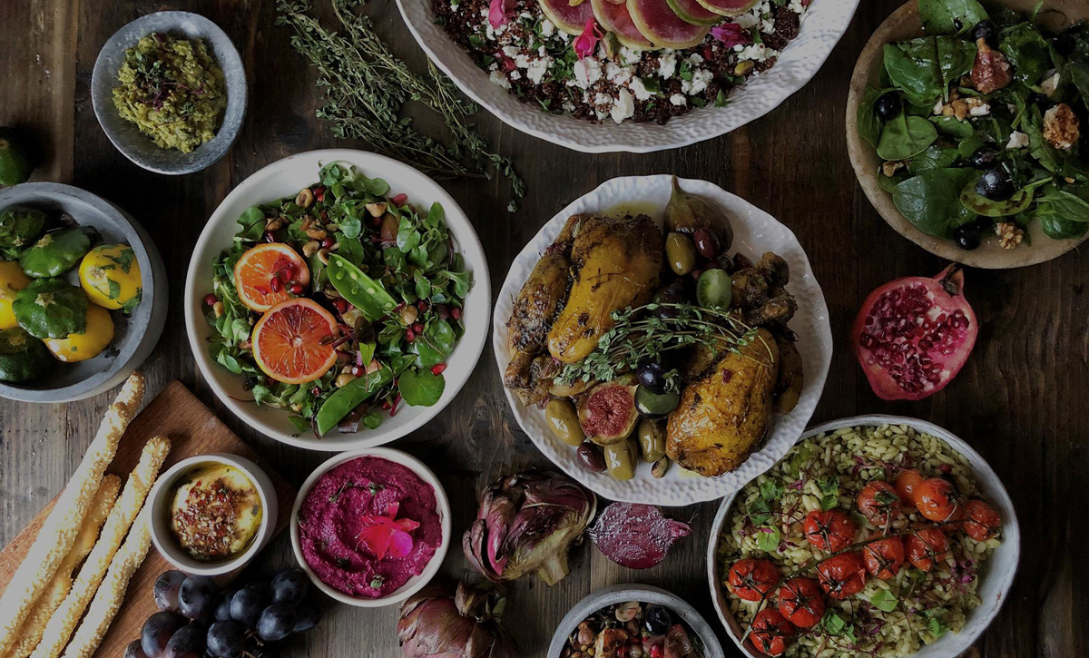 The Hampstead Kitchen Private Chef Caterer In London